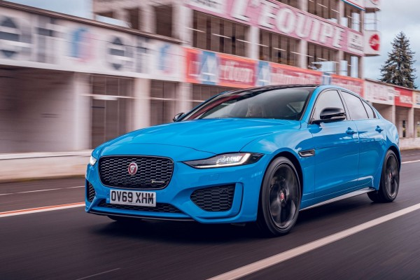 2020 Jaguar XE Reims Edition