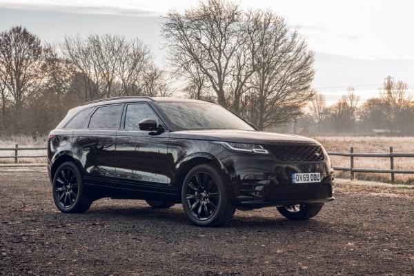 2020 Land Rover Range Rover Velar R-Dynamic Black