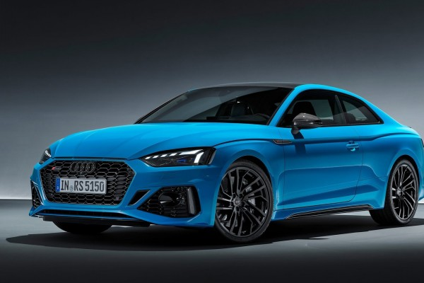 2020 Audi RS5 Coupe