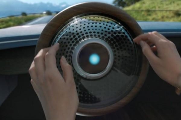 2020CES:本田自动驾驶概念重塑方向盘