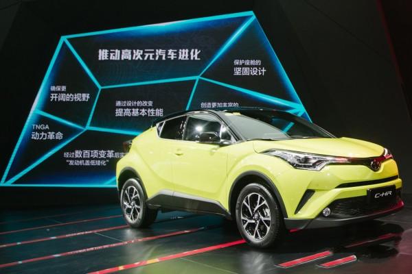 一汽丰田2019年销量同比增长2% 亚洲龙年销突破6