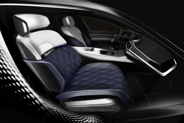 宝马发布ZeroG Lougner座椅:终极舒适体验+新型