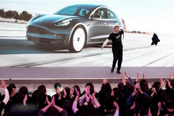 马斯克称特斯拉将在中国建研发中心为全球市场设计未来车型