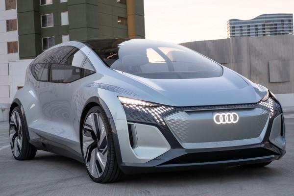 配备4级自动驾驶系统 全新奥迪AI-ME概念车