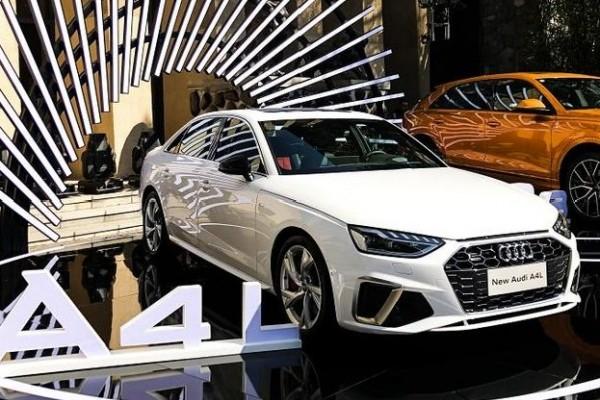 准备买奔驰C级的等等, 新奥迪A4L预计4月上市,