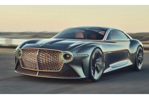 大型GT跑车的霸主地位要易主了 宾利打造全新GT