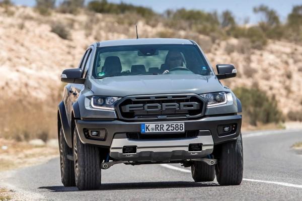 福特Ranger Raptor将配V8引擎 动力系统升级