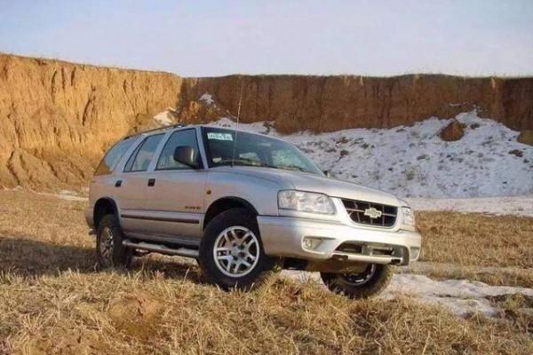 曾是张艺谋的座驾,又回归中国,雪佛兰这款SUV