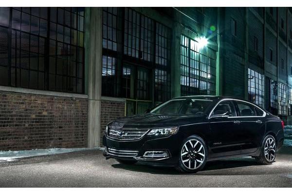 雪佛兰Impala车型将停产推出市场