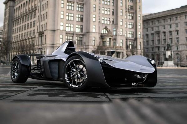 BAC发布全新Mono单座超级跑车 2.7秒破百/约合148万起售