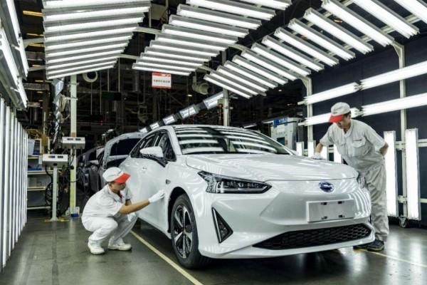 广汽丰田新能源战略落地,首款纯电车型广汽丰田iA5亮点颇多
