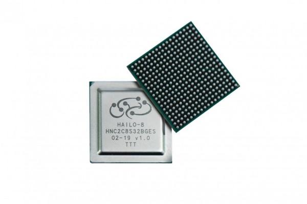 Hailo融资4.17亿 研发全自动驾AI芯片