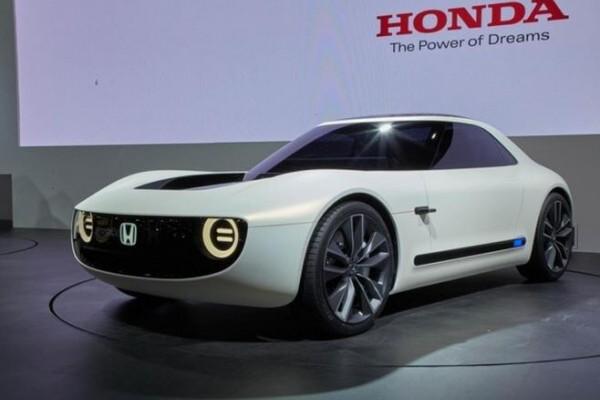 本田2022年底前将推第二款纯电动车 或基于Sport