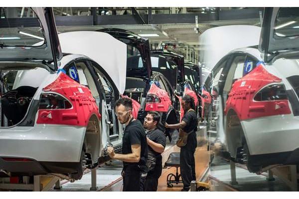 """特斯拉加州弗里蒙特工厂将只能维持""""最低限度的"""