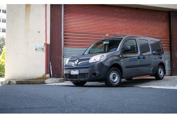 改款雷诺Kangoo推2种车身样式 约10.5万起售