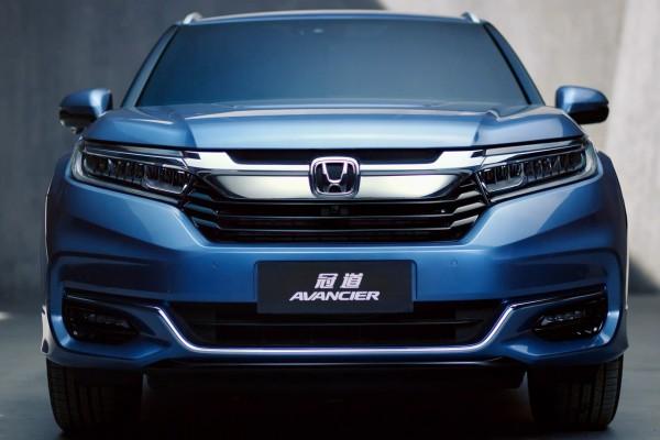 广汽本田新款冠道更多细节曝光 将于3月27日首发