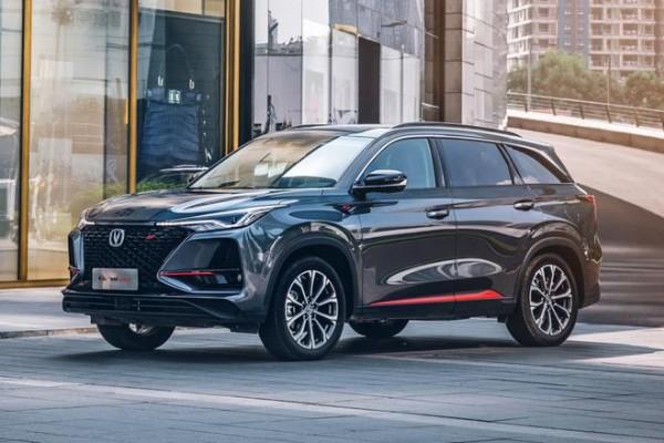 2019月均销量王 长安CS75 PLUS推3月购车优惠政