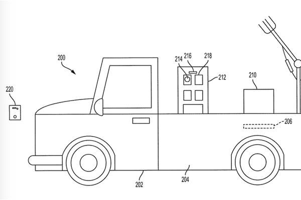 丰田申请驮马式自动驾驶车辆专利 解决购物烦恼