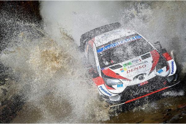 WRC2020 墨西哥站