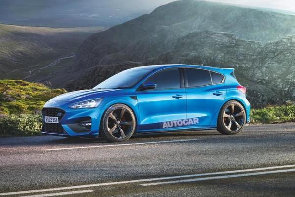 福特确认不推出第四代福克斯RS 排放不达标开发