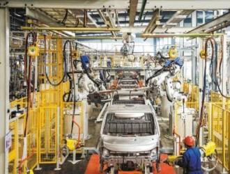 工信部:保障汽车产业链供应整体稳定
