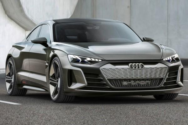 2020年底奥迪将发布高性能电动GT