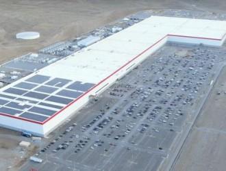 特斯拉与松下欲扩展内华达州超级工厂产能 目标