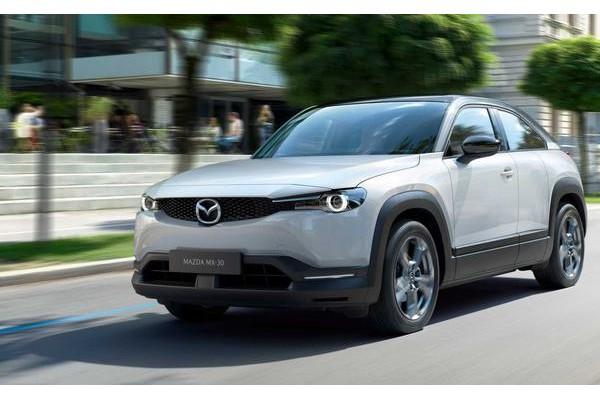 马自达首款纯电动车MX-30在日本投产 约26.5万起