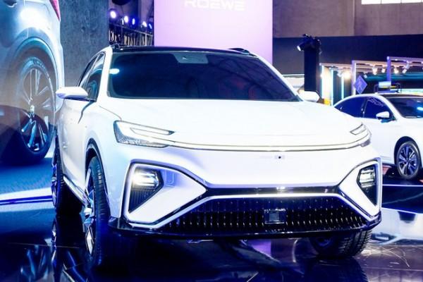 上汽2款电动车即将上市,一款比特斯拉Model 3大