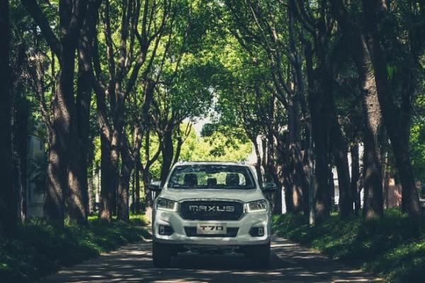 上汽MAXUS T70 8AT车型上市 售价11.88-19.18万
