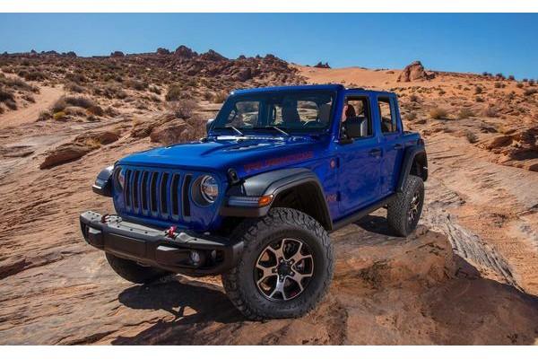 Jeep纯电动牧马人呼之欲出 或将进一步提高越野