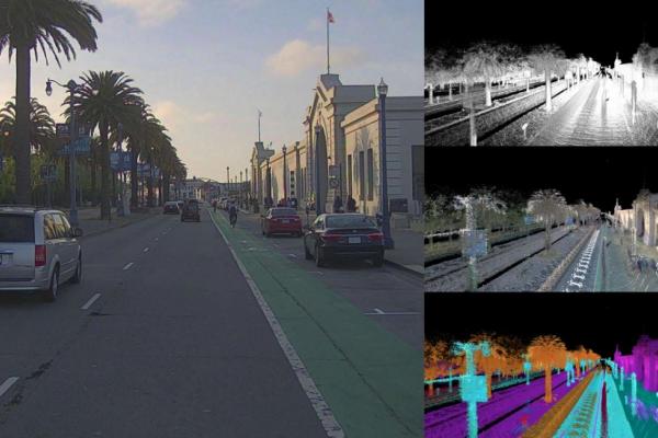 Scale AI发布免费激光雷达数据集,助力汽车自动