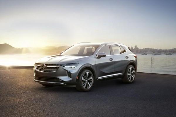 全新一代美版昂科威官图发布 将推首款Avenir版高端车型