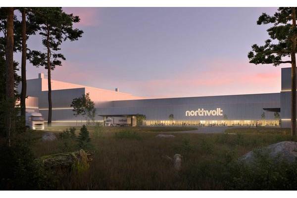 Northvolt成立电池回收中心 计划2030年提供50%