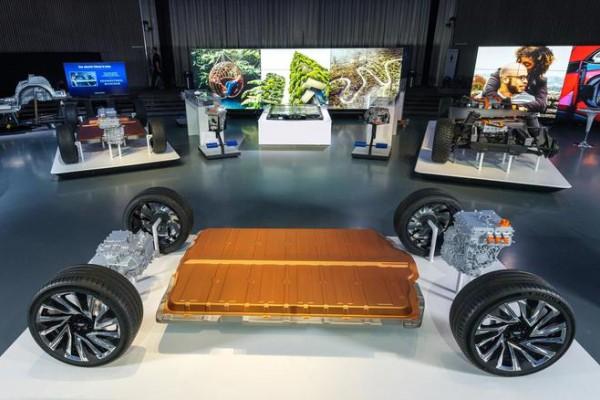 通用BEV3电动车平台将引入 多品牌战略助力在华