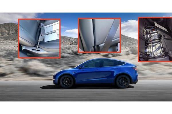 特斯拉交付Model Y新车质量问题严重 座椅甚至未