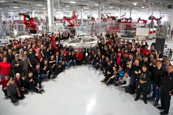 特斯拉Model S喜迎8周岁生日 推动整个行业电动