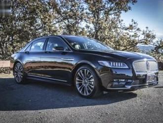 林肯再次宣布在美停产大陆汽车 转向更赚钱的车