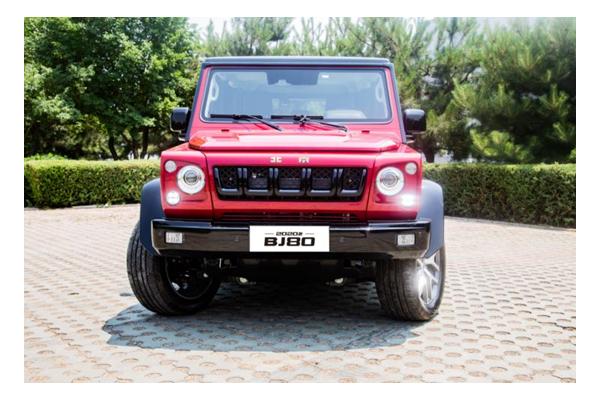 2020款BJ80至尊型预售价35万元 搭载3.0T V6发动