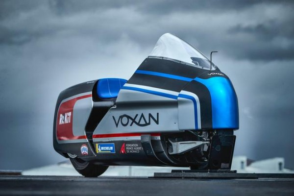 Voxan Wattman将成世界上最快电动摩托车