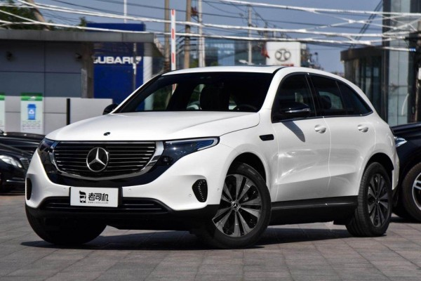 德系豪华品牌开启电动化 纯电动中型SUV奔驰EQC