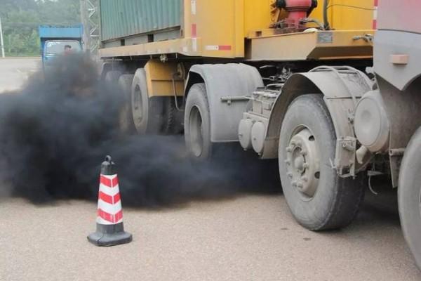 柴油货车淘汰加快 京津冀等重点区域污染排放量