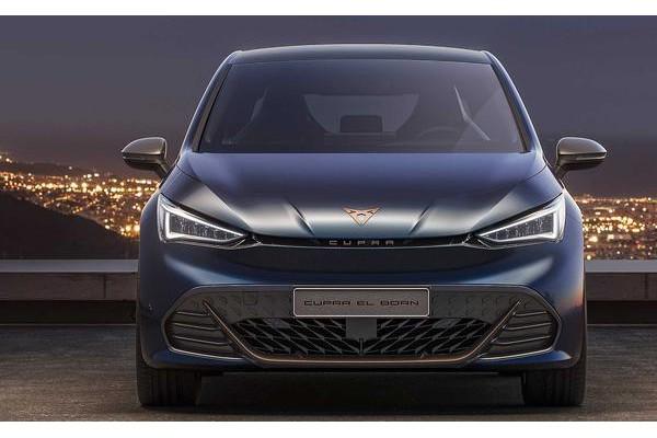Cupra发布首款高性能纯电动车El-Born 续驶里程5