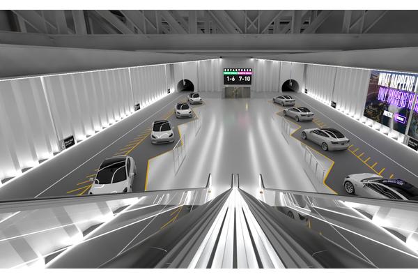 马斯克Boring发布智能交通新成果 用特斯拉自动