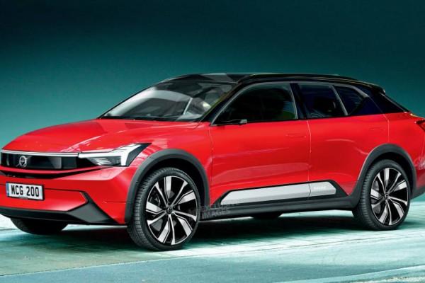沃尔沃将推出全新轿跑纯电SUV