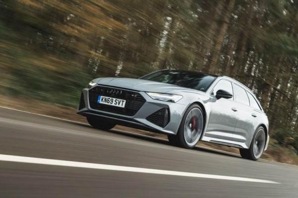 奥迪RS旗下每款车型未来将仅提供一种动力形式