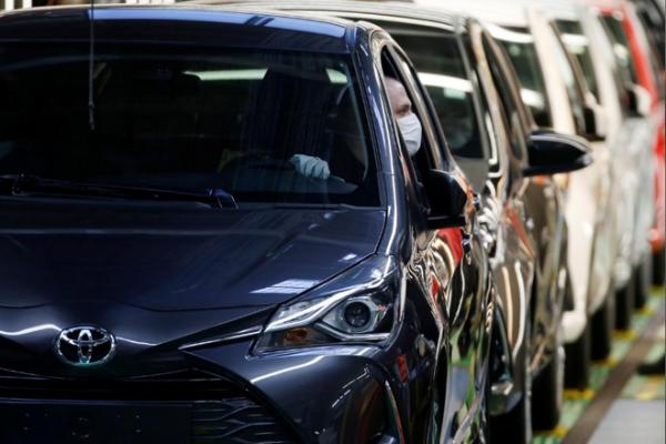 丰田季度销量减半 营业利润同比骤降98% 创九年