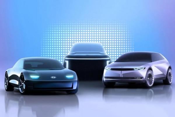 现代汽车将Ioniq升级为纯电动车品牌 到2024年推