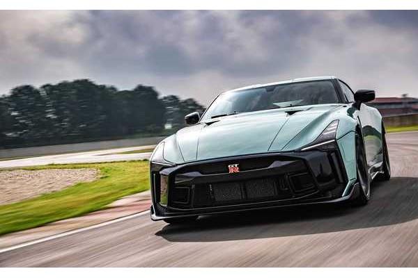 搭勒芒GT赛车动力 日产全新GTR将于2023年亮相