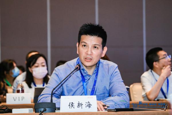 侯新海:科技创新驱动智能未来